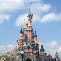 Photo taken at Disneyland® Paris by Boris S. on 5/3/2013