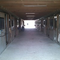 Photo taken at Somerset Hills Handicapped Riding Center by Angi H. on 12/26/2012