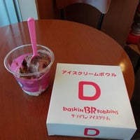 Photo taken at Baskin-Robbins by aozaki83 /. on 9/2/2017