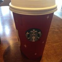 Photo taken at Starbucks by Jessica B. on 11/20/2012