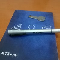 Photo taken at Atento Chile by Alejandro S. on 8/24/2015