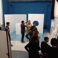 Photo taken at Cream TR Studio by Yasin G. on 12/13/2013