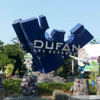 Photo taken at Dunia Fantasi (DUFAN) by Russy R. on 11/4/2012