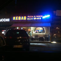 Photo taken at Ali Babà Kebab by Gabriele S. on 11/20/2012