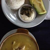 Photo taken at Restaurante Las Margaritas by Paige T. on 10/19/2013