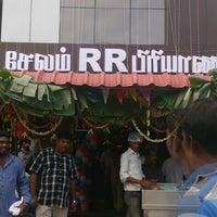 Photo taken at Salem RR Biryani by Karthik G. on 9/16/2013