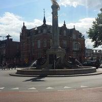 Photo taken at De Gouden Draak - Drakenfontein by Dessy I. on 6/25/2014