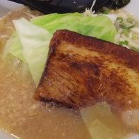 Photo taken at らぁ麺SHOP hide by jaga s. on 10/25/2014