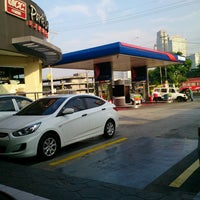 Photo taken at Petron Service Station by Harah-Gail S. on 5/23/2013