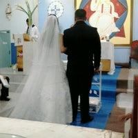 Photo taken at Capela Santa Paulina by Alexsandra S. on 11/17/2012
