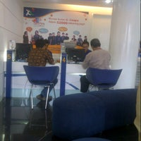 Photo taken at XL Centre Depok by Asep A. on 2/21/2014