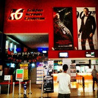 Photo taken at Golden Screen Cinemas (GSC) by Zul's R. on 11/8/2012