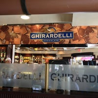 Photo taken at Ghirardelli Ice Cream & Chocolate Shop by Ani on 4/15/2013