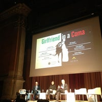 2/20/2013 tarihinde Laura S.ziyaretçi tarafından Auditorium Santa Margherita'de çekilen fotoğraf