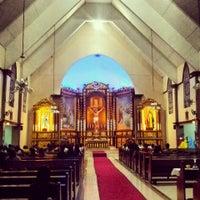 Photo taken at San Jose De Trozo Parish by Jan T. on 5/4/2013