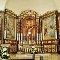 Photo taken at San Jose De Trozo Parish by Jan T. on 2/1/2015