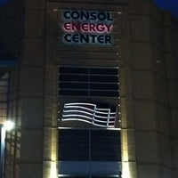 Photo taken at PPG Paints Arena by Heather N. on 12/16/2012