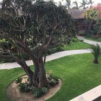 Photo taken at Catamaran Luau - Catamaran Resort Hotel and Spa by Jennifer H. on 3/31/2018