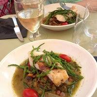 Photo taken at Le Café des Épices by Anna S. on 7/21/2013