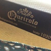 Foto tomada en Queirolo Restaurant & Bar por Isabel S. el 6/22/2013