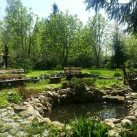 Photo taken at Боярская усадьба by P L. on 5/14/2013