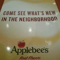 Photo taken at Applebee's by Leona J. on 7/5/2013