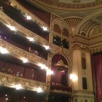 Photo taken at Det Kongelige Teater by Su Y. on 1/27/2013