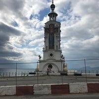 Photo taken at Церковь-маяк Святого Николая Мирликийского by Владимир К. on 10/2/2017