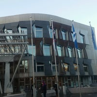 Photo taken at Scottish Parliament by Joanna P. on 1/14/2017