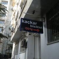 Photo taken at Kaçkar Bisiklet by Erdinç G. on 2/6/2013