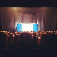 Photo taken at Teatr IMKA by Justyna B. on 11/15/2012