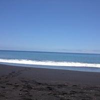 Photo taken at Playa de Charco Verde by Ger K. on 7/8/2013