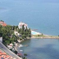 Photo taken at Belde Otel by Pınar on 11/18/2012