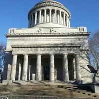 Photo taken at General Grant National Memorial (Grant's Tomb) by Juan M. on 1/8/2013