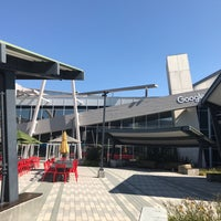 Photo taken at Google - Quad Campus by Keyvin on 8/1/2017