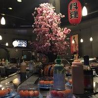 Photo taken at Sushi Sakura by Kristin R. on 5/21/2017