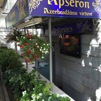 Снимок сделан в APSHERON Restaurant пользователем Inga D. 8/30/2015