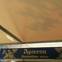 Снимок сделан в APSHERON Restaurant пользователем Inga D. 8/14/2015