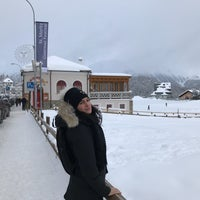 Photo taken at St. Moritz by BHR on 1/5/2018