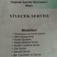 Photo taken at Akdeniz Mesleki Ve Teknik Anadolu Lisesi by Büşra A. on 12/18/2015