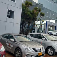 Photo taken at Hyundai Colombia Automotriz by Flanagan D. on 7/3/2015