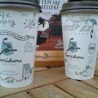 9/24/2013 tarihinde 👑Şebnem A.ziyaretçi tarafından Caribou Coffee'de çekilen fotoğraf