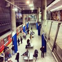 Photo taken at Metro Marymont by Святлана N. on 1/8/2014