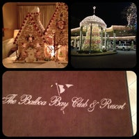 Photo taken at Balboa Bay Resort by Victor V. on 12/31/2012