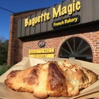 Photo taken at Baguette Magic by Victor V. on 11/20/2015
