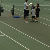 Photo taken at Forest City Tennis Center by Sophia R. on 8/17/2013