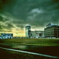 Photo taken at Atos by Sabine B. on 11/27/2012