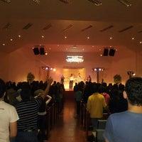 Foto tomada en Primera Iglesia Bautista de Fernando de la Mora por Fernando O. el 7/28/2013