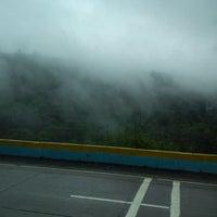 Photo taken at Mumbai Pune Expressway by Aniruddha P. on 6/29/2013