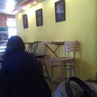 Photo taken at Nayra Cafe by Wild Bill H. on 11/18/2012